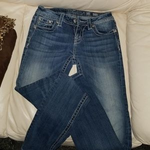 Miss Me Bottoms - Miss Me jeans Girl 14 skinny